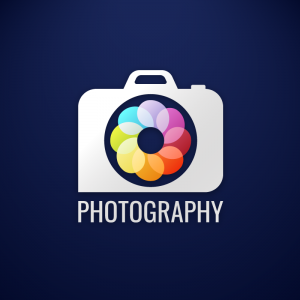 Photography – Free camera lens logo vector free logo preview