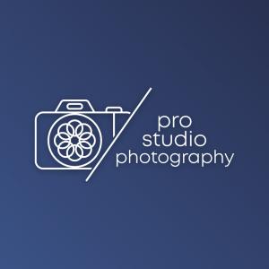 Pro Studio Photography – Camera outline logo free logo preview