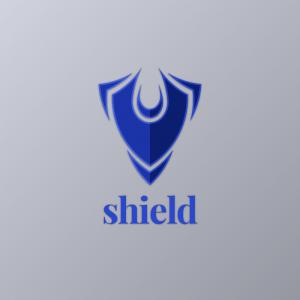 Shield – Free vector logo download free logo preview