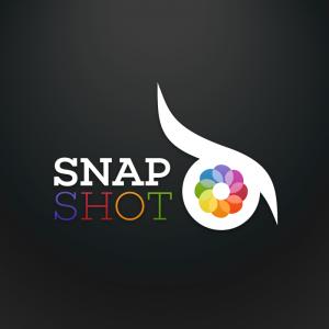 Snap Shot – Bird eye camera free logo design free logo preview