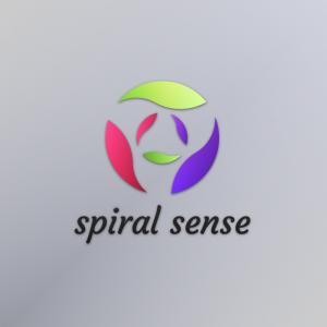 Spiral Sense – Abstract free logo design vector free logo preview