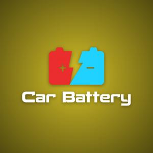 Car Battery – Automotive current logo design free logo preview