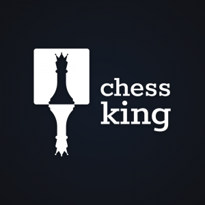 Chess king – Board game political logo design free logo preview
