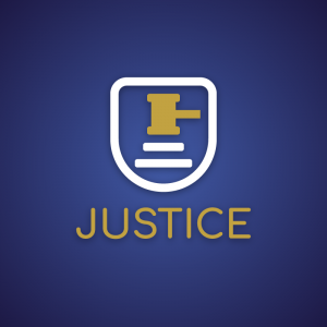 Justice – Law attorney logo design free logo preview