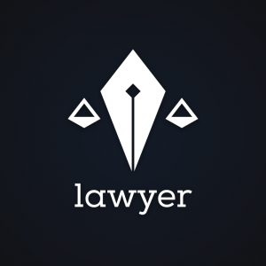 Lawyer – Modern legal attorney logo vector free logo preview