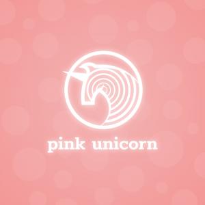Pink unicorn – Religious logo design vector free logo preview