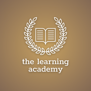 The learning academy – Education logo vector free logo preview