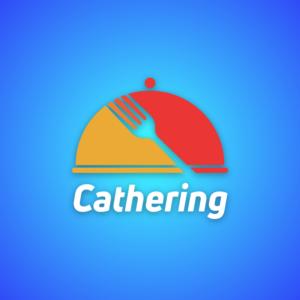 Cathering – Restaurant logo design free logo preview