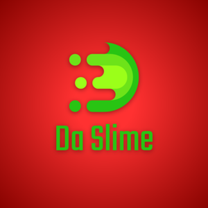Da slime – Abstract letter D logo free logo preview
