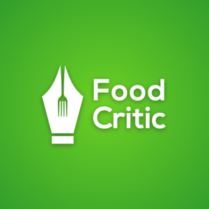 Food critic – Professional food logo free logo preview