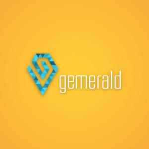 Gemerald – Free diamond vector logo free logo preview
