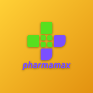 Pharmamax – Pharmacy logo design vector free logo preview