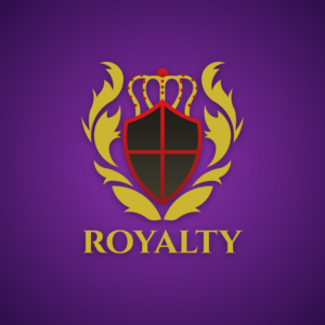 Royalty – Crest vector logo free logo preview