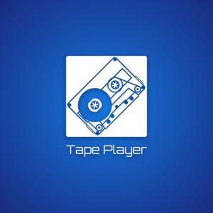 Tape player – Music logo design free logo preview