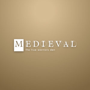 Medieval – Free text only logo download free logo preview