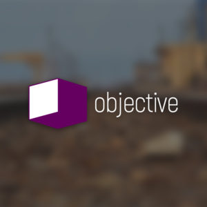 Objective – Free isometric letter O box logo free logo preview