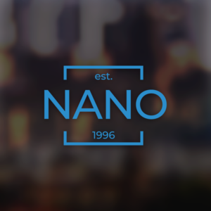 Nano – Free minimal business tech logo vector free logo preview