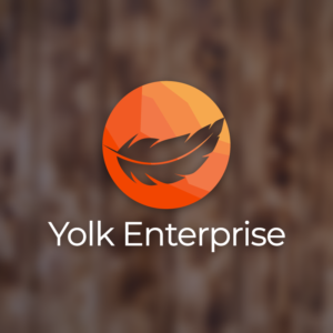 Yolk enterprise – Free bird feather business logo free logo preview